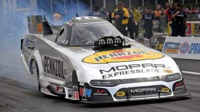 Photo of NHRA Mello Yello Drag Racing Series Toyota Nationals: Notes & Quotes: