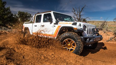 Photo of Inside Design: Jeep® JT Scrambler Concept: