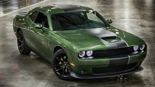 2019 Dodge Challenger R/T Stars & Stripes Edition. (Dodge).