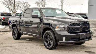 Photo of Meet The Canada-Only 2019 Ram 1500 Classic Express Night Edition: