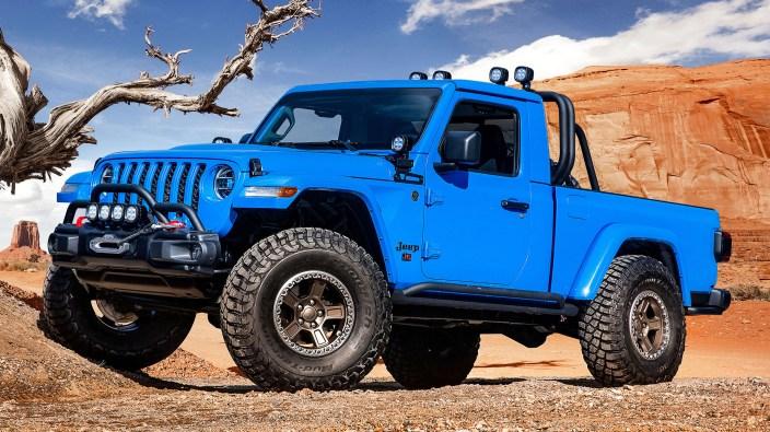 Jeep® J6 Concept. (Jeep®).
