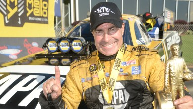 Photo of Ron Capps Wins The NHRA Southern Nationals: