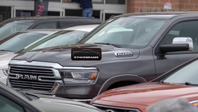 Photo of Production-Spec 2020 Ram 1500 EcoDiesel Caught At Local Walmart: