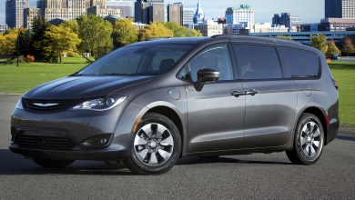 Photo of Pacifica Hybrid & Gladiator Take Home Honors At Annual Family Car Challenge: