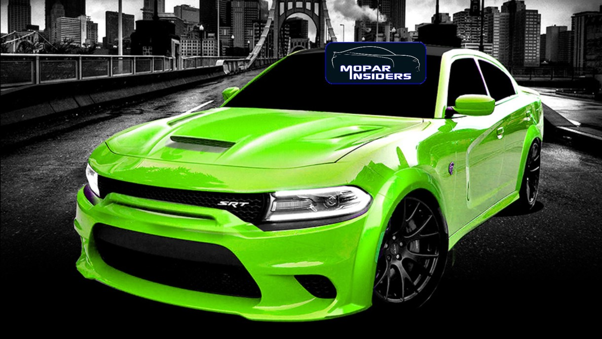 Yes, Dodge Will Introduce A Charger SRT HELLCAT Redeye In 2020