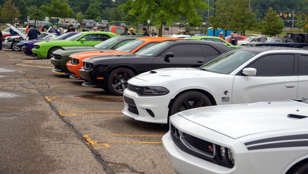 EVENTS: FCA Design Announces Cars + Coffee Tomorrow: