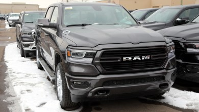 "Photo of 2019 Ram 1500 Named the ""Official Winter Truck of New England"":"