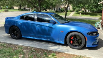 Mike Volkmann's 2016 Dodge Charger SRT392. (MoparInsiders)
