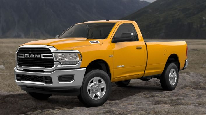 Low Production Paint Options Offer Heavy Duty Buyers More