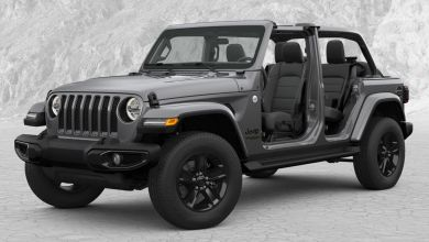 Photo of Jeep®Quietly Releases Altitude Package For Sahara Unlimited Models: