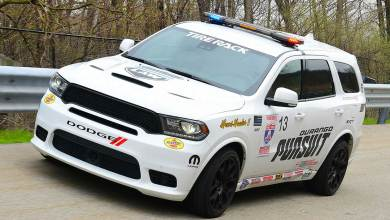 "Photo of Dodge's 797 Horsepower Durango SRT ""Speed Trap"" Sounds Amazing:"
