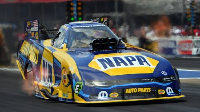 Photo of Beckman, Capps Make NHRA Thunder Valley Semifinal Finishes: