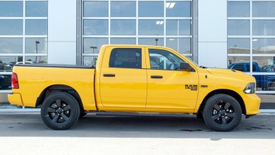 Photo of 2019 Ram 1500 Classic Express Stinger Yellow Hits Dealer Lots:
