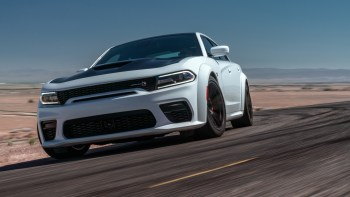 2020 Dodge Charger Scat Pack Widebody. (Dodge).