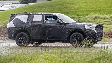 Photo of CAUGHT: 2021 Jeep® Grand Cherokee (WL) Prototype: