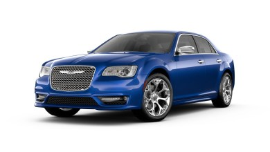 Photo of Chrysler's 300C Luxury Sedan Gets The SRT Treatment: