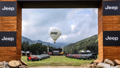 Photo of Camp Jeep® Europe To Feature European Debut Of Gladiator: