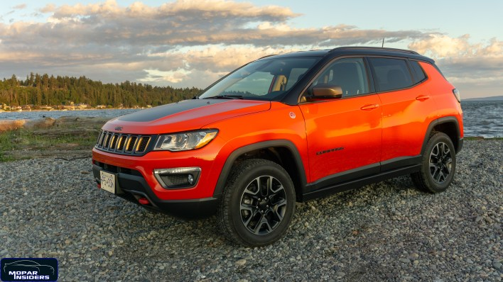 Compass Trailhawk Review