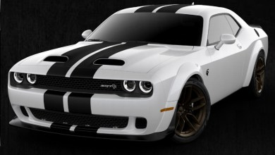 Photo of Brass Monkey Wheels Are Now Available On Challenger HELLCAT Widebody Models: