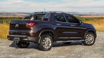 2020 Fiat Toro Ranch 2.0 Diesel AT9. (FIAT Brazil).