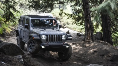 Photo of The 2020 Jeep® Wrangler Is Getting Greener!