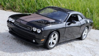 Photo of Collectibles: Maisto Assembly Line 2008 Dodge Challenger SRT8 Build And Review: