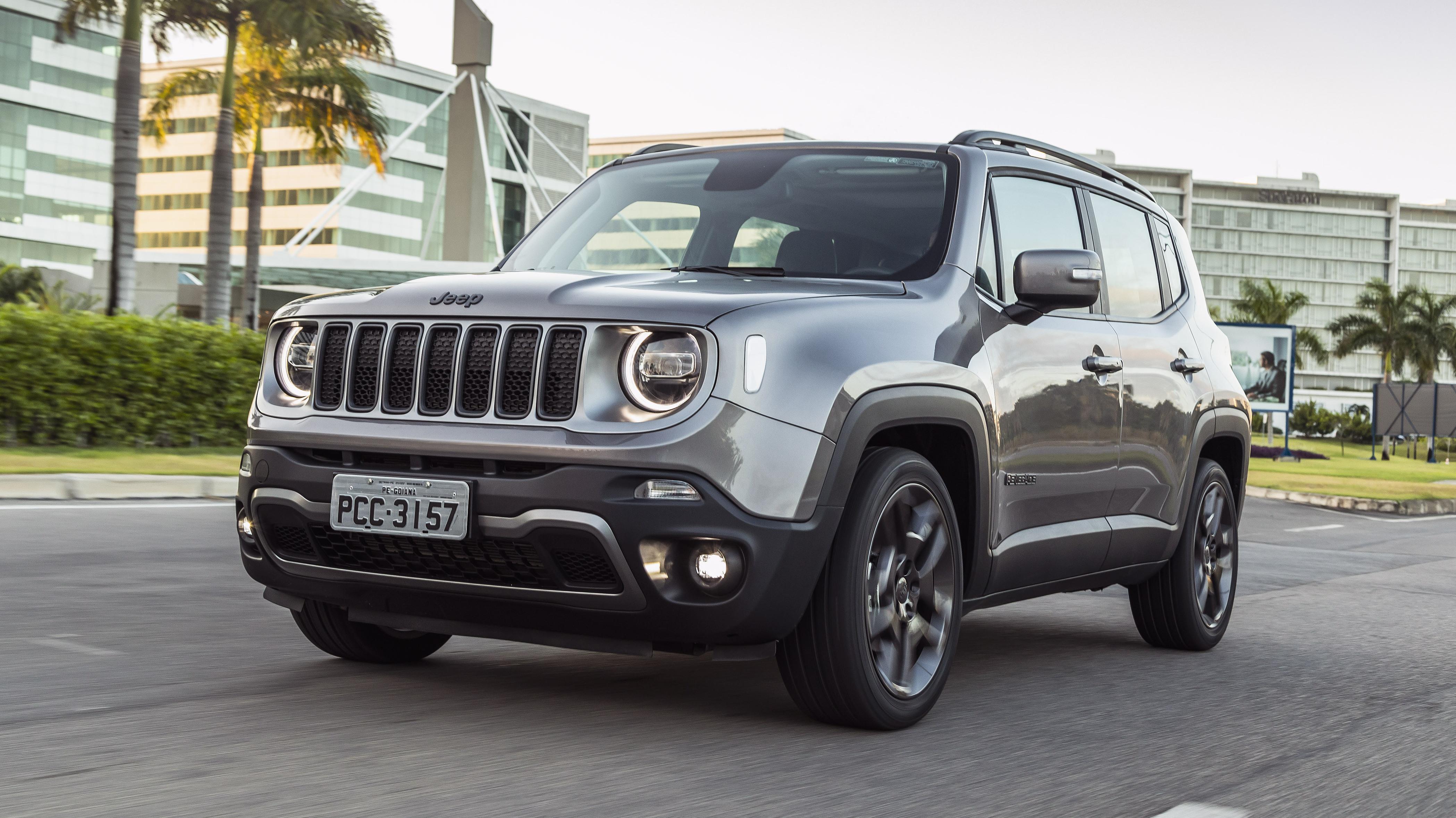 2020 Jeep Renegade Debuts In Brazil Market Mopar Insiders