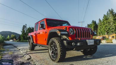 Photo of REVIEW: 2020 Jeep® Gladiator Rubicon Pickup: