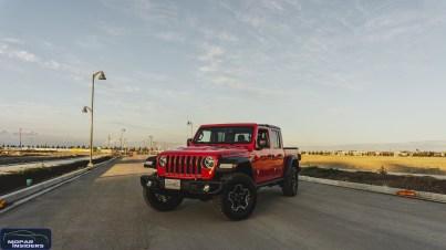 2020 Jeep® Gladiator Rubicon. (MoparInsiders).