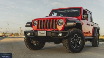 2020 Jeep® Gladiator Rubicon. (MoparInsiders).