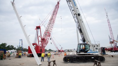 Photo of Work Is Going Full Steam Ahead On FCAs New Mack Avenue Assembly Plant: