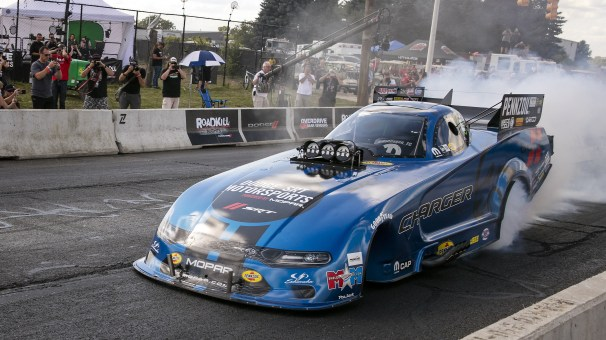 """2019 """"Roadkill Nights Powered by Dodge"""" at M1 Concourse. (Dodge)."""