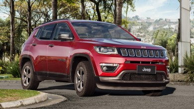 Photo of Jeep® Compass Hits Sales Milestone In Brazil: