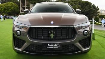 2020 Maserati Levante S GranSport Zegna Edition. (Maserati).