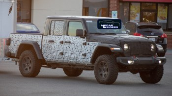 2021 Jeep® Gladiator Hercules Prototype. (Real Fast Fotography).