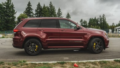 Photo of VLOG: Taking Our Grand Cherokee Trackhawk, Across Canada: