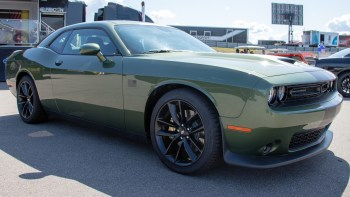 2019 Dodge Challenger R/T Stars & Stripes Edition. (MoparInsiders).
