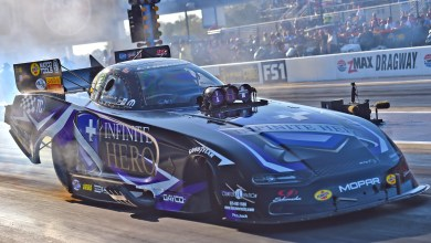 Photo of Beckman Takes No. 1 Qualifying Spot For NTK NHRA Carolina Nationals:
