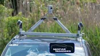 Self-Driving Chrysler Pacifica Hybrid Prototype. (MoparInsiders).