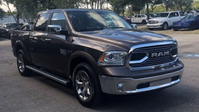 Photo of 2019 Ram 1500 Classic Laramie EcoDiesel Hits Dealer Showrooms: