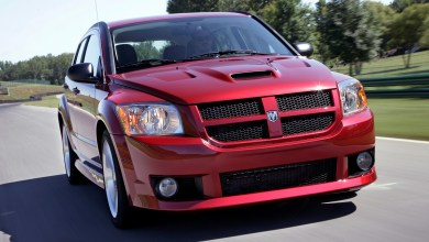 Photo of Throwback Thursday: 2008 & 2009 Dodge Caliber SRT4: