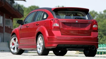 2008 Dodge Caliber SRT4. (Dodge).