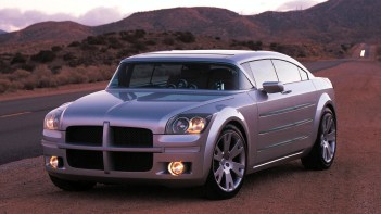 2001 Dodge Super8 HEMI Concept. (Dodge).
