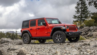 Photo of UPDATE: Jeep® Wrangler Unlimited EcoDiesel News: