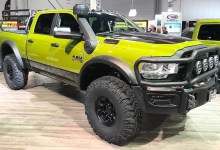 Photo of Green With Envy: AEV Showed Off New Ram AEV Prospector XL At SEMA: