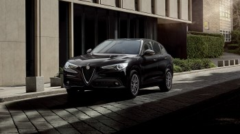 China-Spec 2020 Alfa Romeo Stelvio. (Alfa Romeo China).
