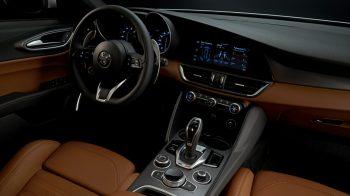 2020 Alfa Romeo Giulia. (Alfa Romeo USA).