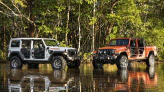 "2020 Jeep® Wrangler Unlimited and Gladiator ""Three O Five"" Edition. (Jeep)."
