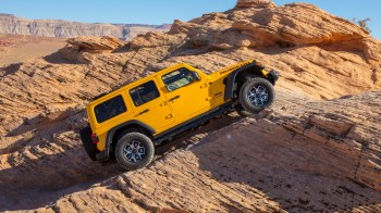 2020 Jeep® Wrangler Unlimited Rubicon EcoDiesel. (Jeep).