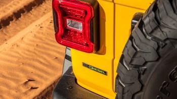 2020 Jeep® Wrangler Unlimited Rubicon EcoDiesel. (Jeep).
